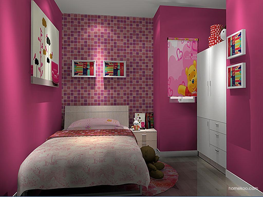 女孩的梦青少年房B7336