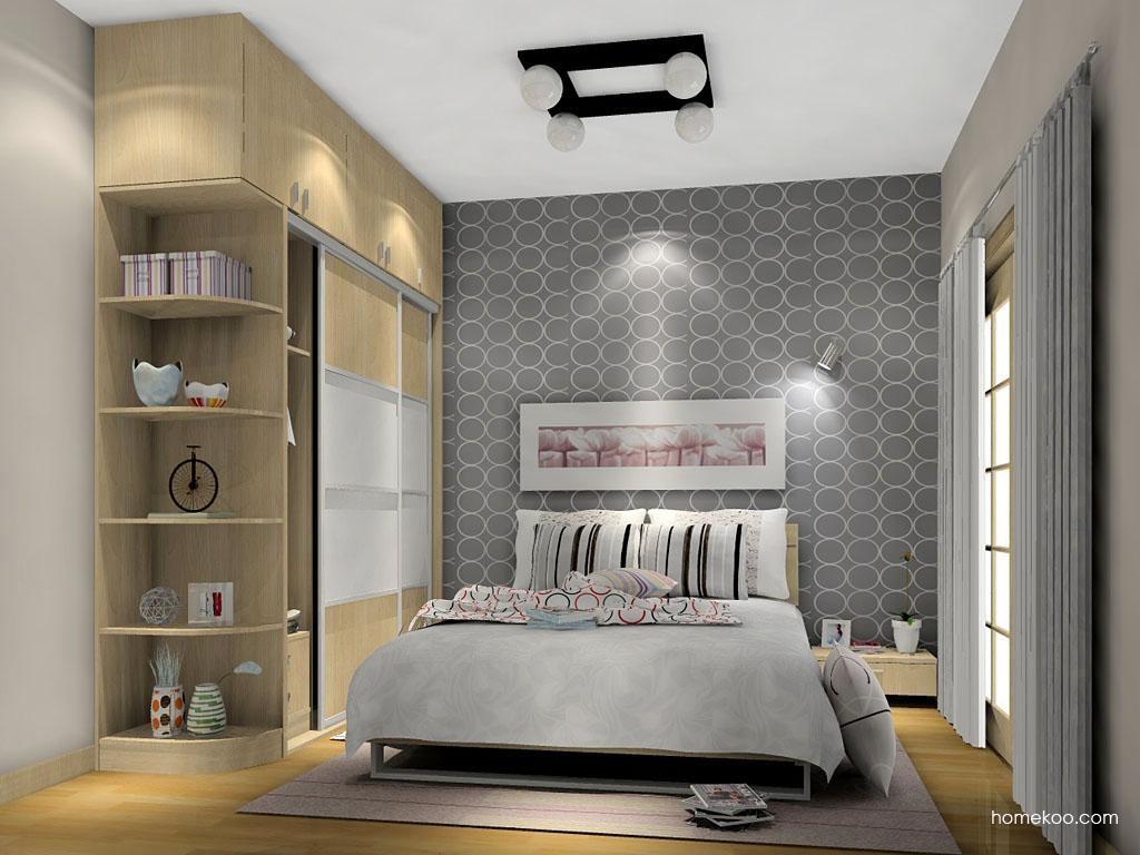 新实用主义卧房家具A8118