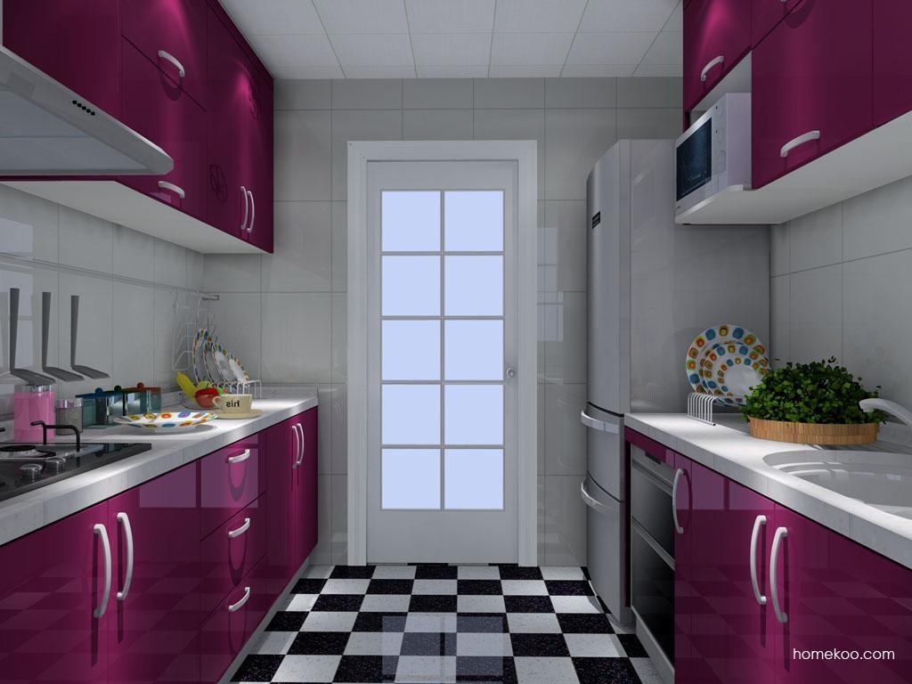 紫晶魅影橱柜F8588