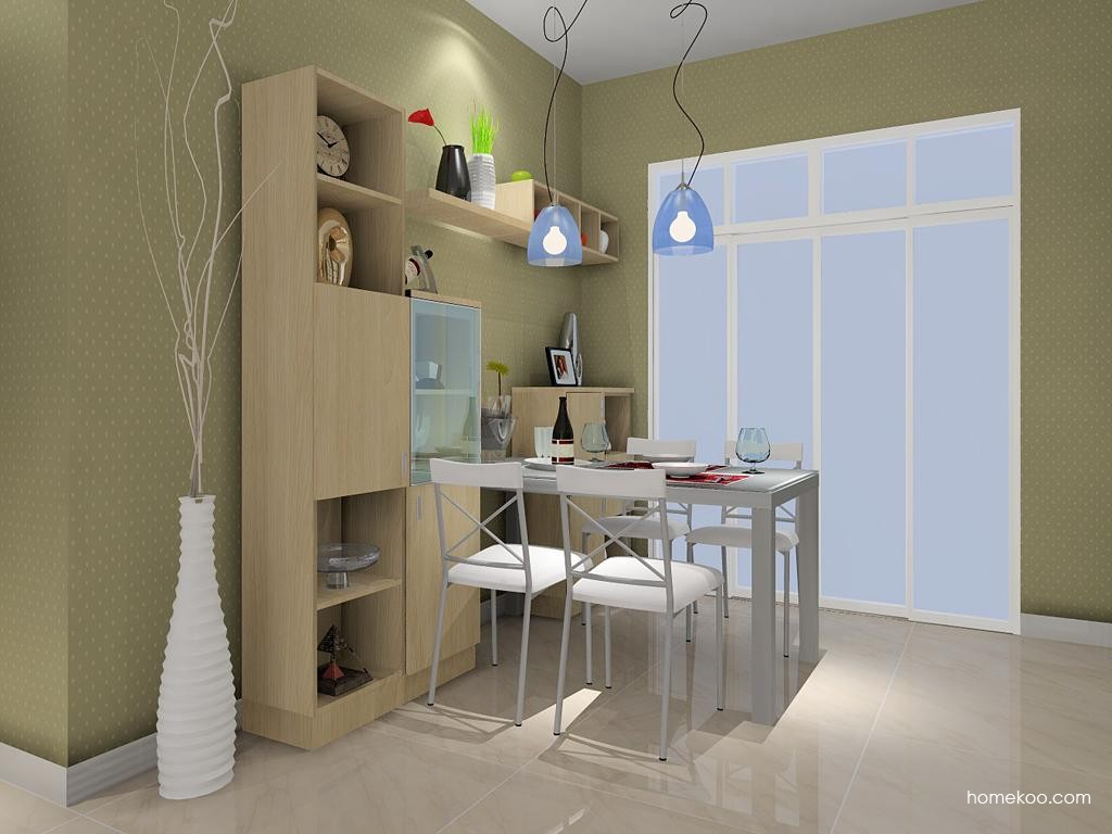 新实用主义餐厅家具E7553