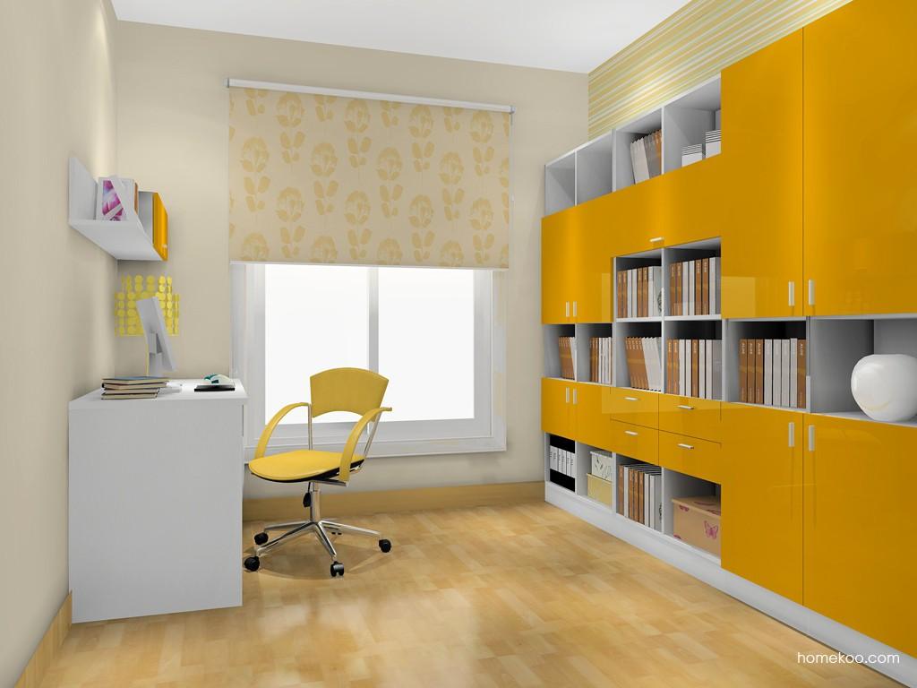 浪漫主义书房家具C0821