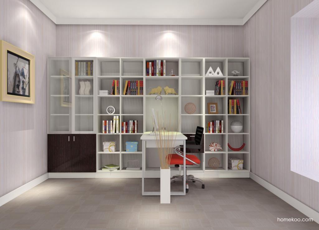 书房家具C0813