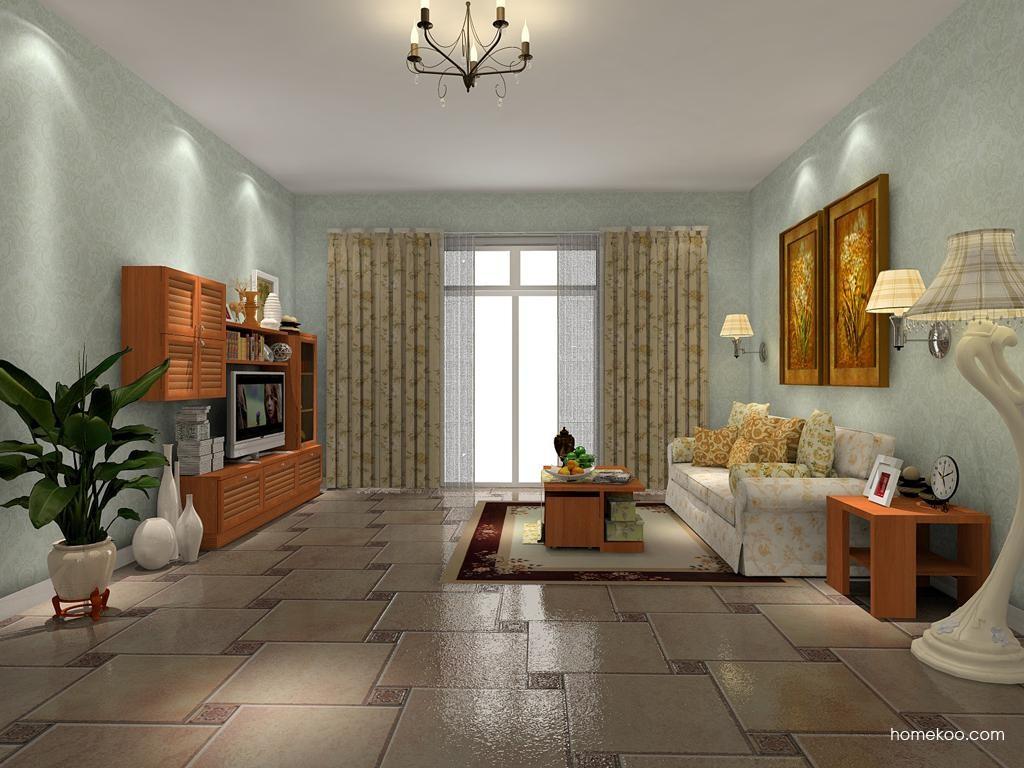 北欧阳光客厅家具D7560