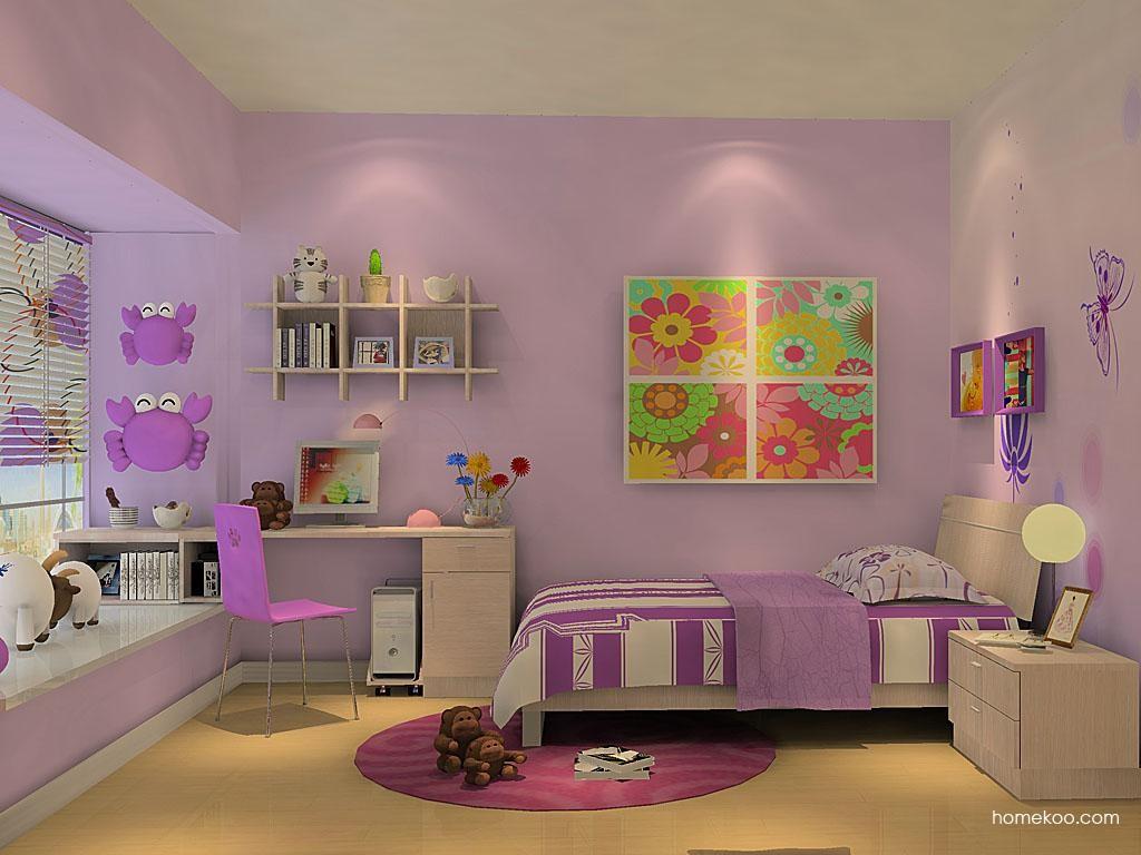 女孩的梦青少年房B7346