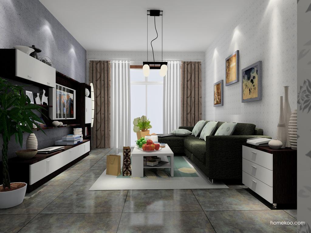 新实用主义客厅家具D7563