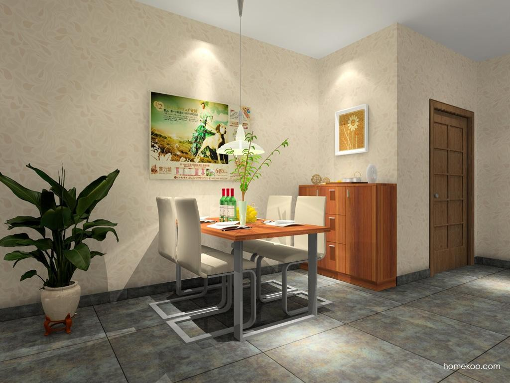 新实用主义餐厅家具E7577