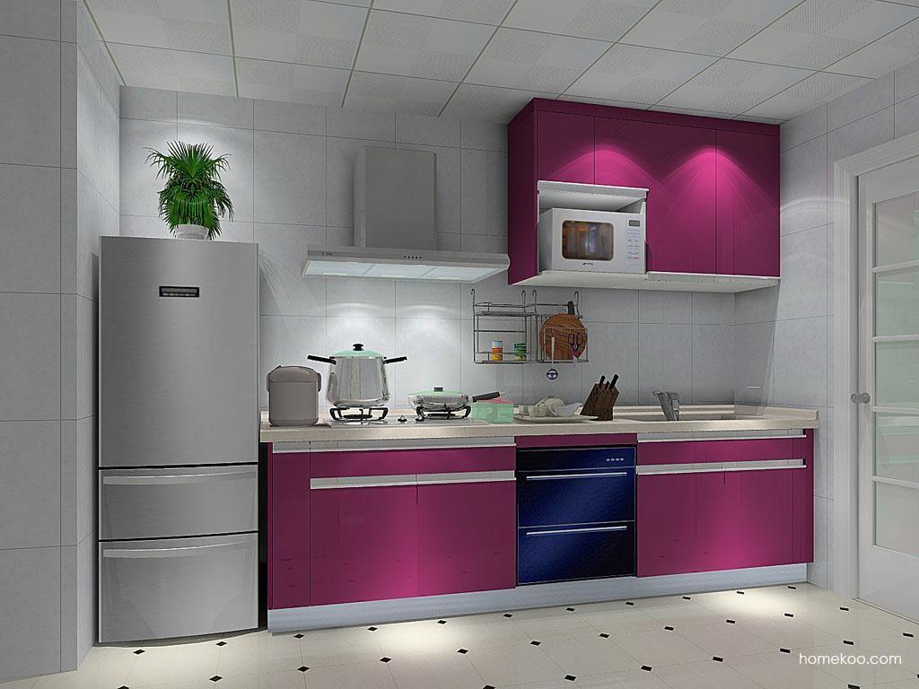 紫晶魅影橱柜F8652