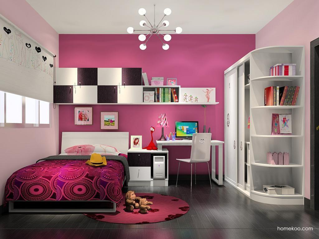 女孩的梦青少年房B7367