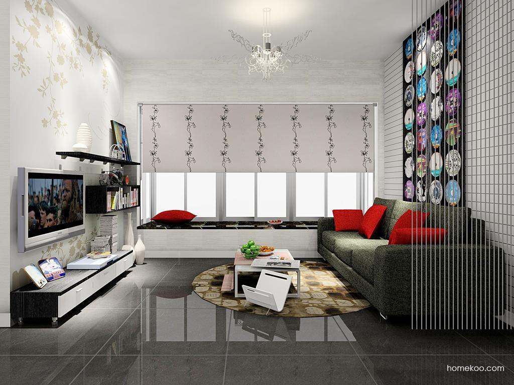 简约主义客厅家具D7592