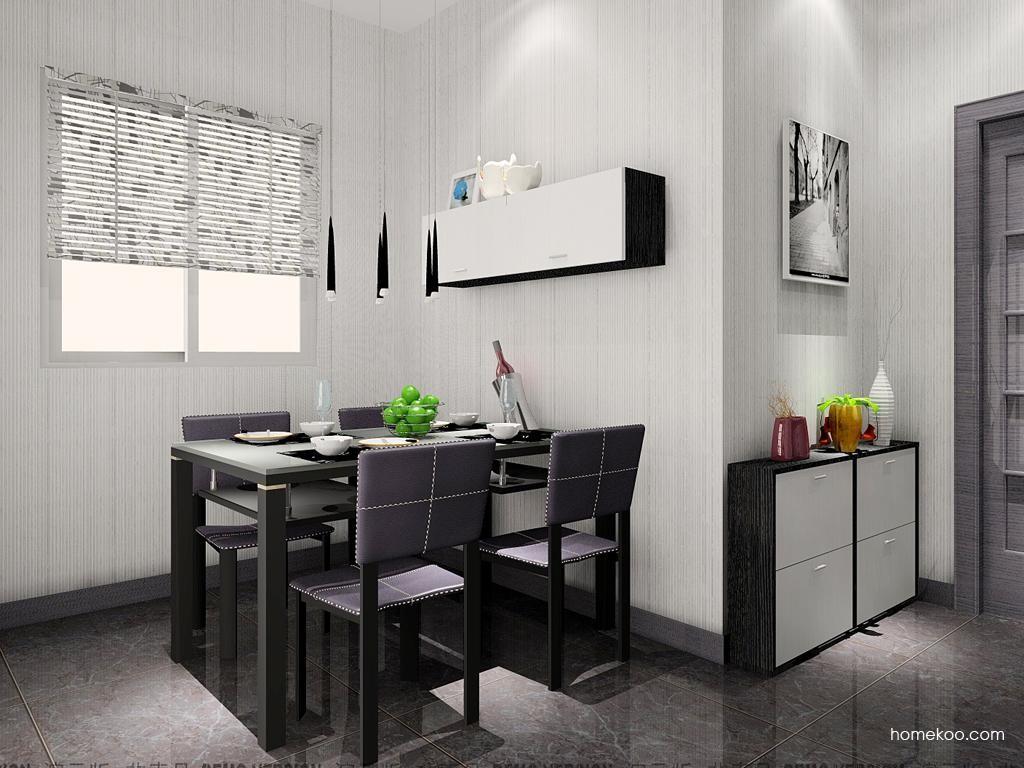 简约主义餐厅家具E7592