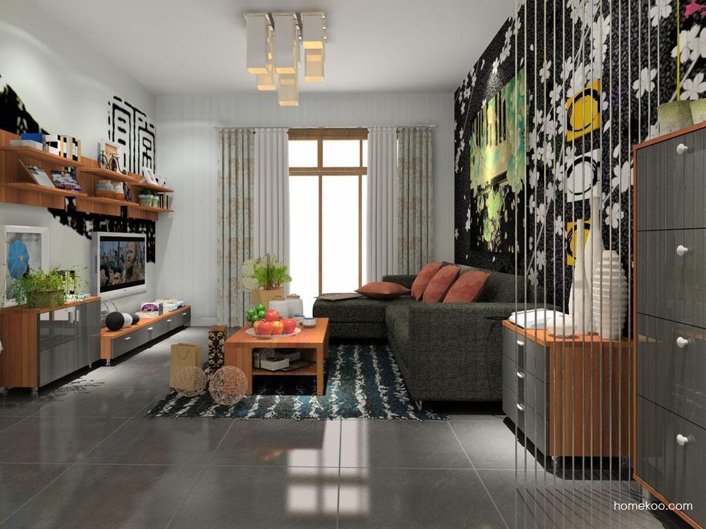 德国森林客厅家具D7595
