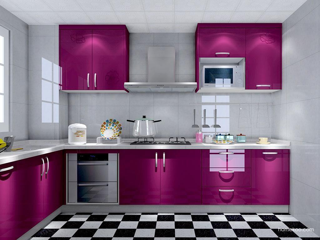紫晶魅影橱柜F8700