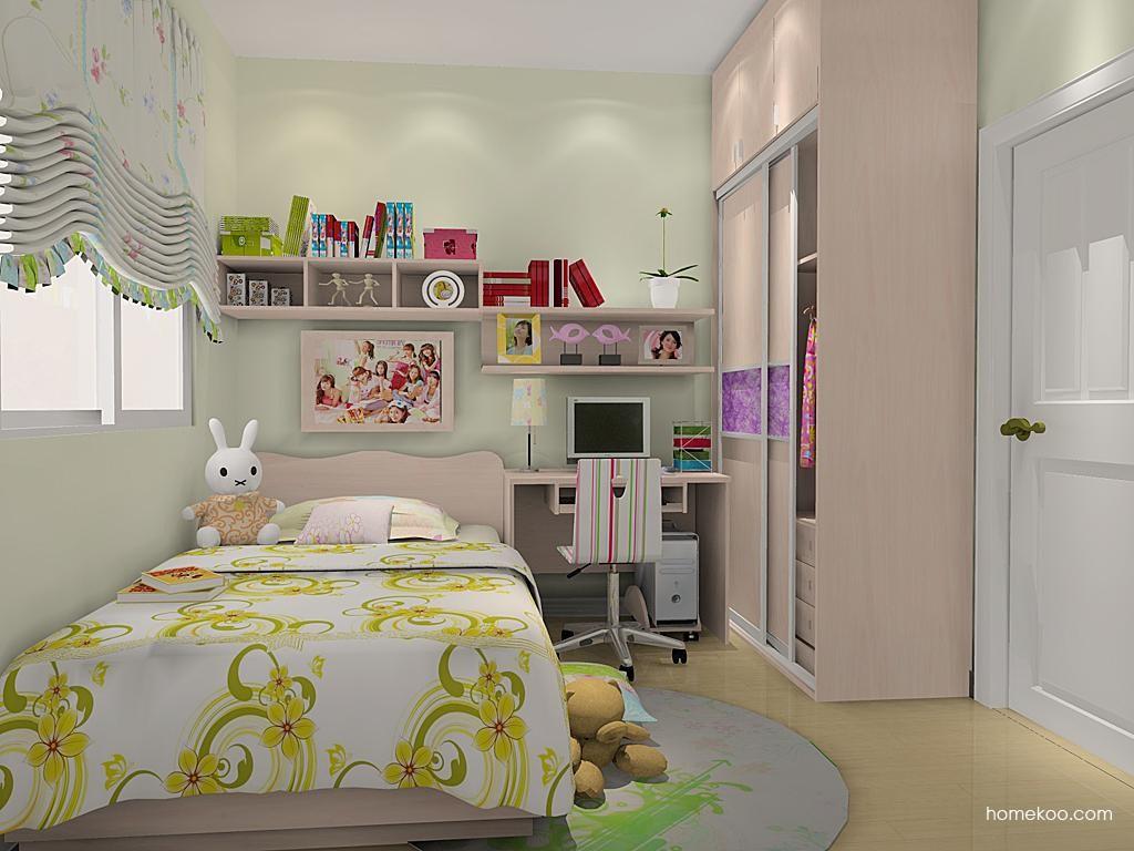 女孩的梦青少年房B7372
