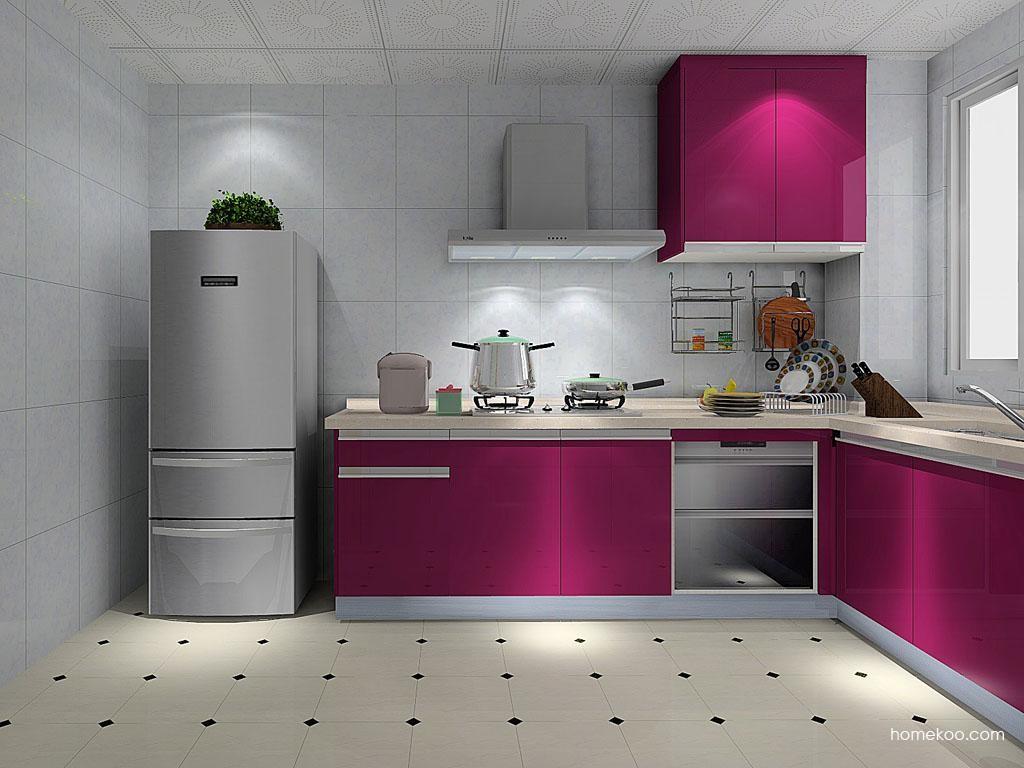 紫晶魅影橱柜F8717