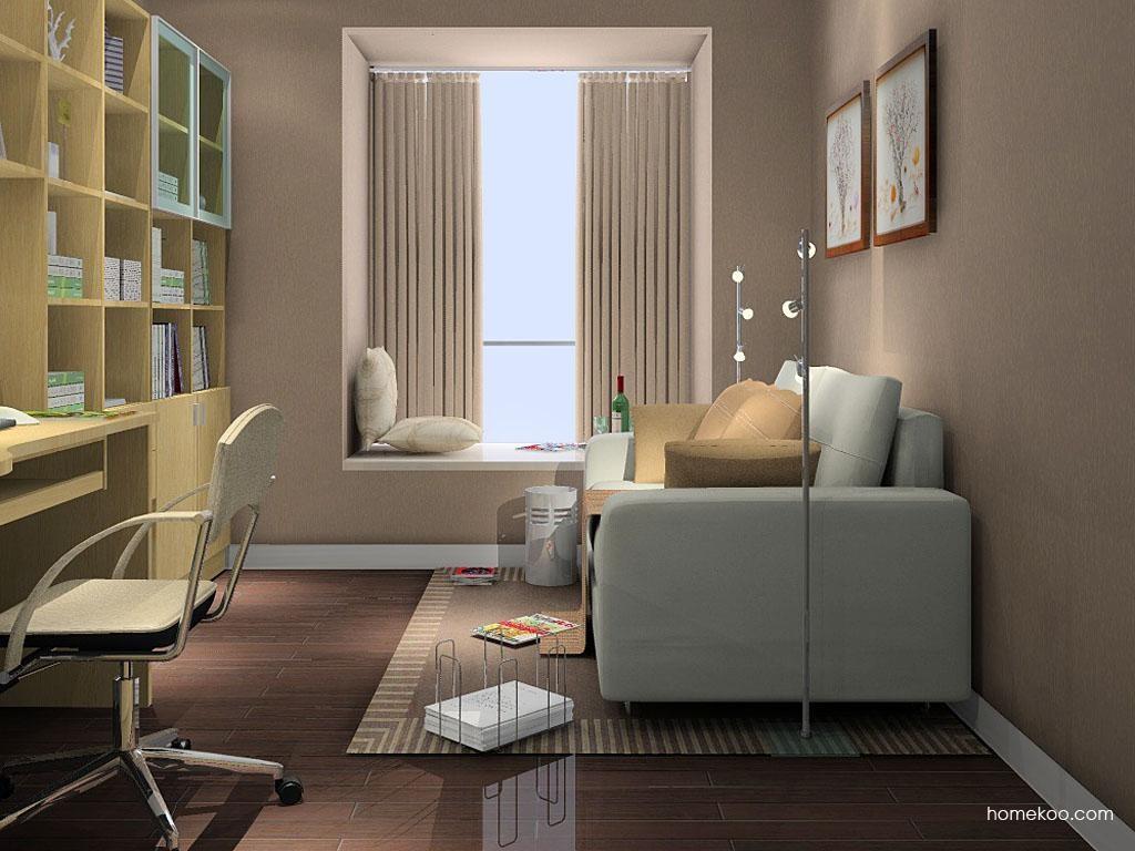 新实用主义书房家具C7917