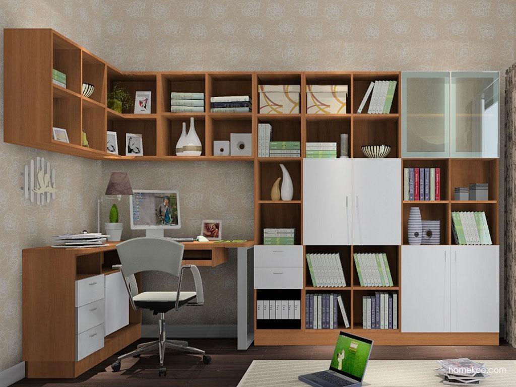 新实用主义书房家具C7920