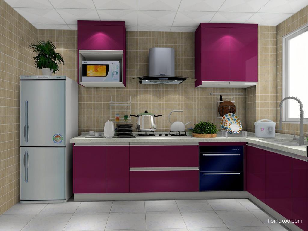 紫晶魅影橱柜F8735