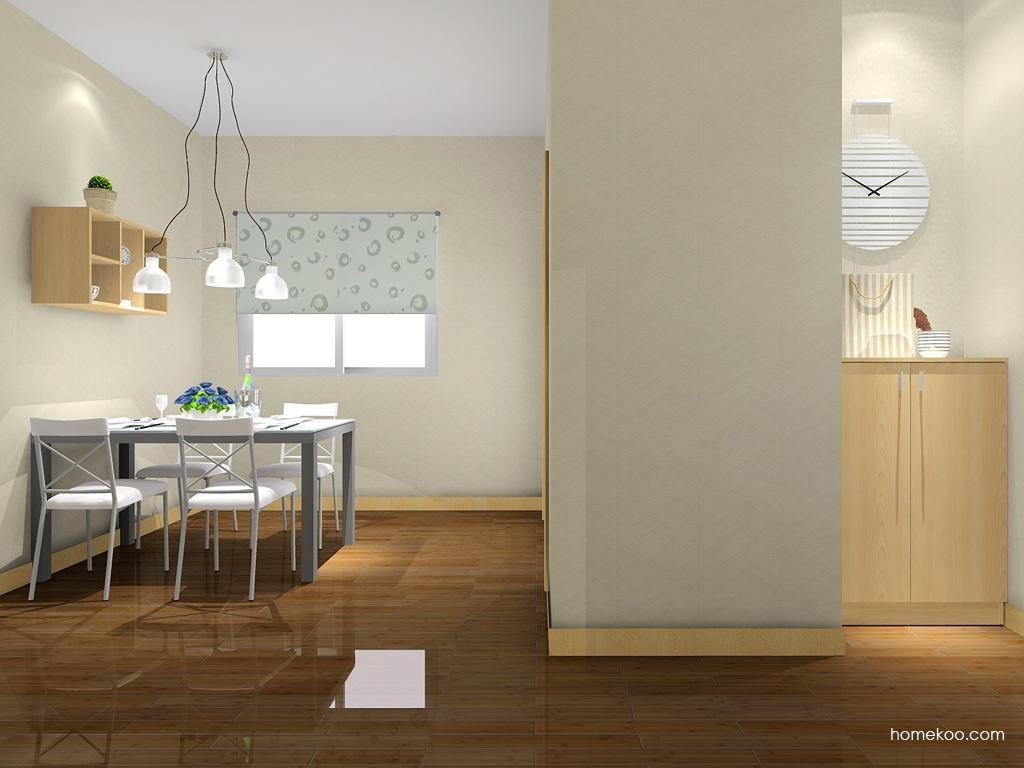 新实用主义餐厅家具E7617
