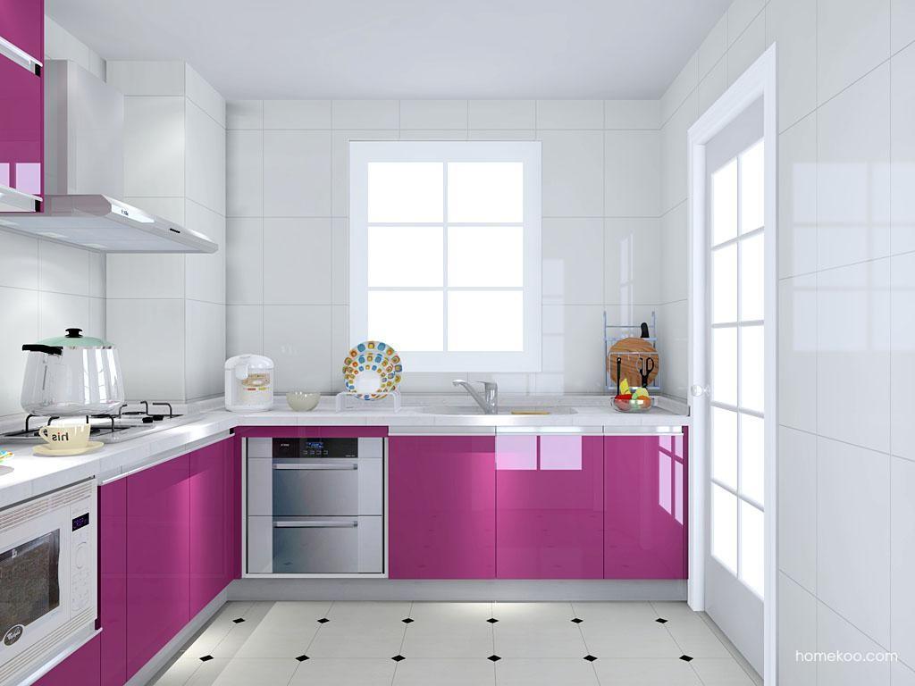 紫晶魅影橱柜F8770