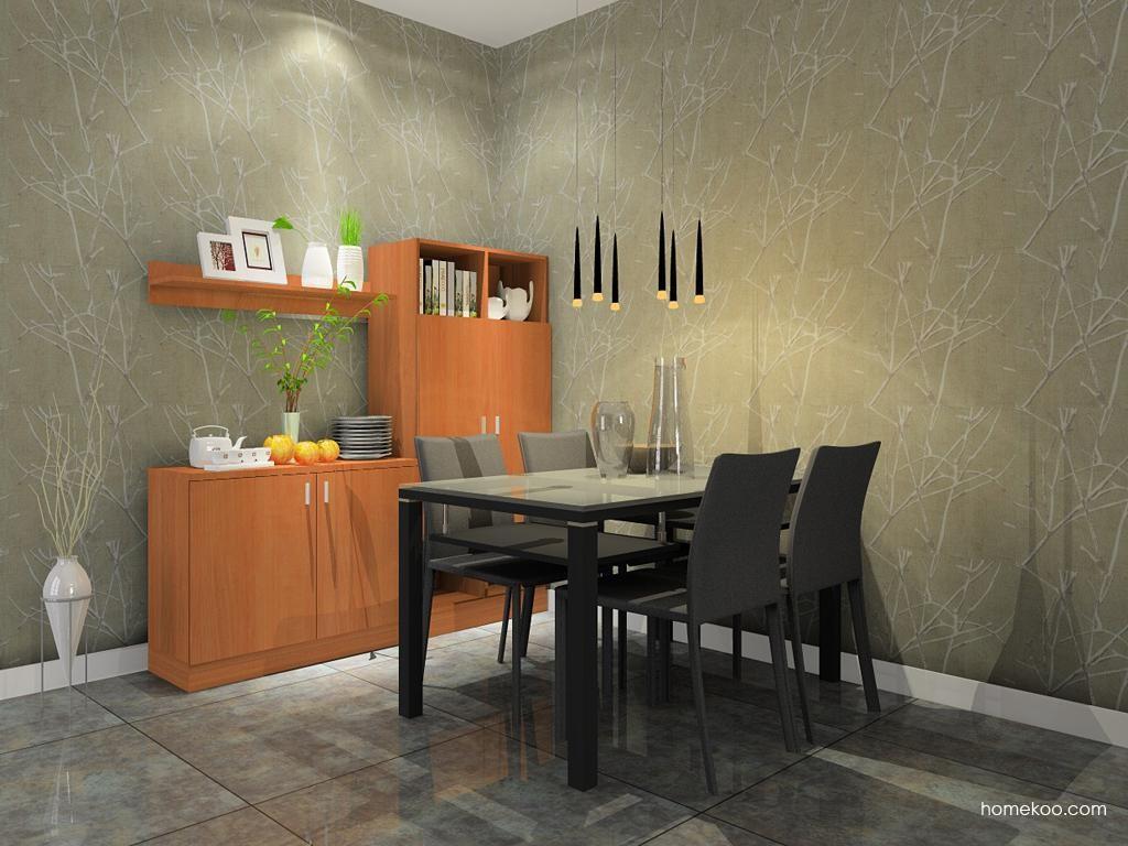 新实用主义餐厅家具E7640