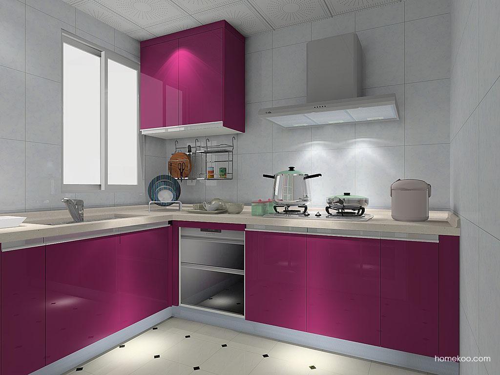紫晶魅影橱柜F8786