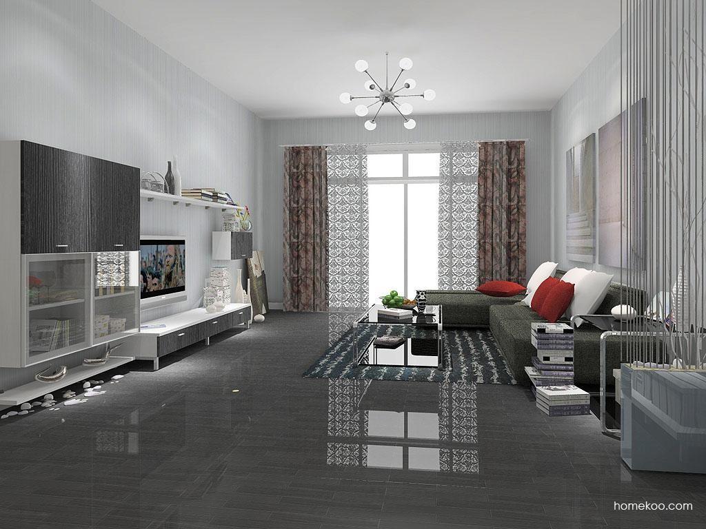 简约主义客厅家具D7646