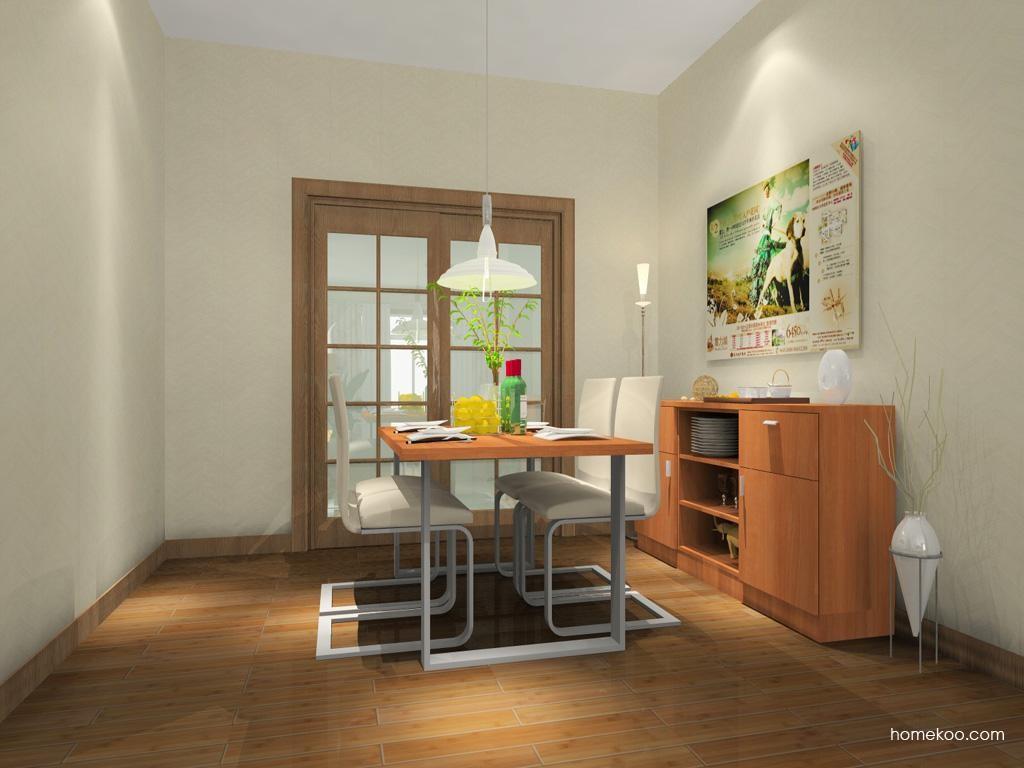 新实用主义餐厅家具E7652