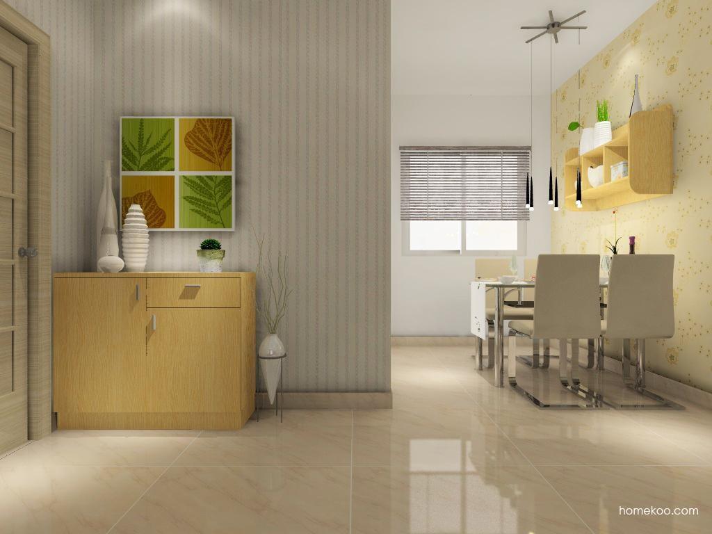 新实用主义餐厅家具E7659