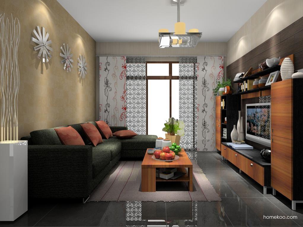 德国森林客厅家具D7669