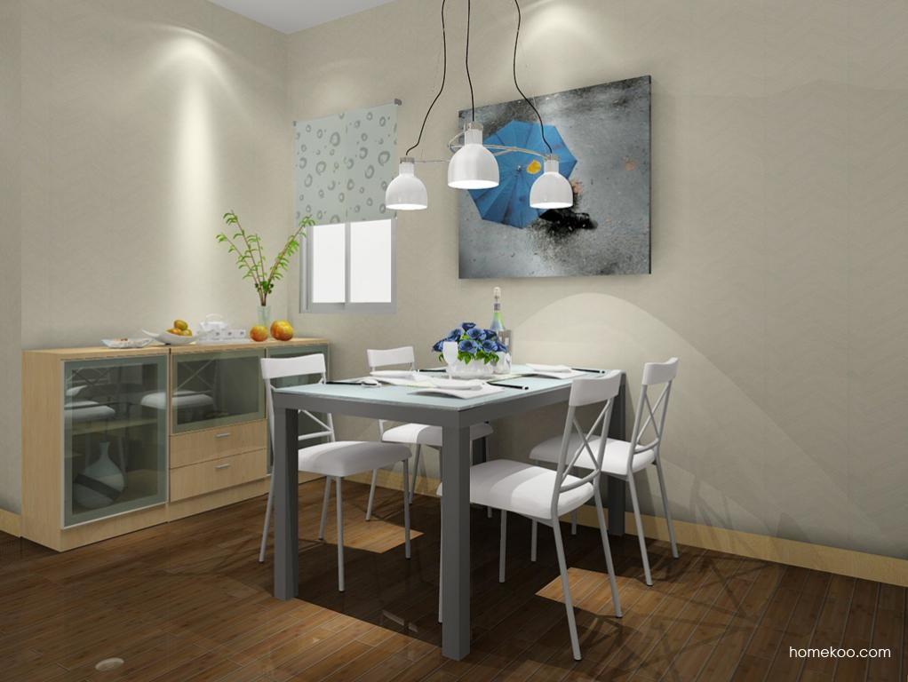 新实用主义餐厅家具E7670