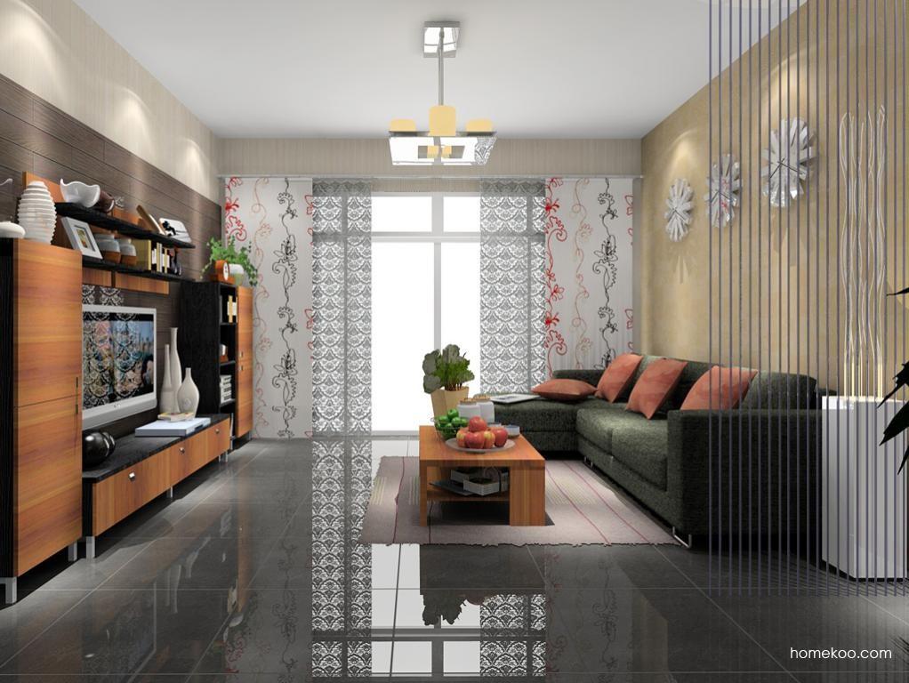 德国森林客厅家具D7671