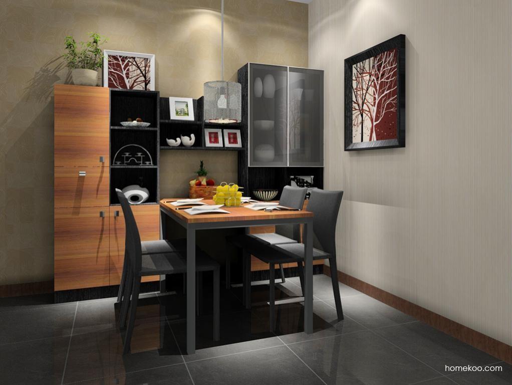 德国森林餐厅家具E7671