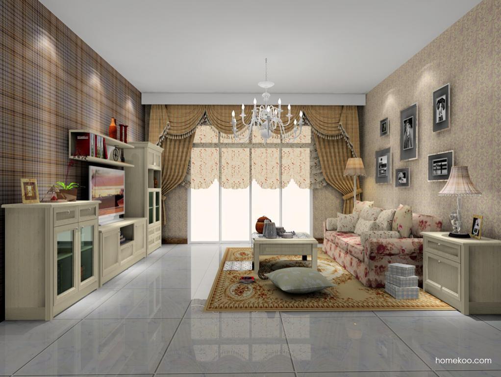 英伦印象客厅家具D7681