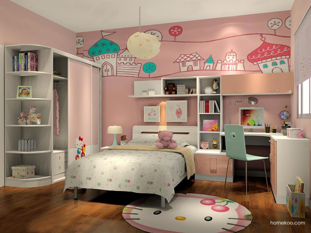 女孩的梦青少年房B7510
