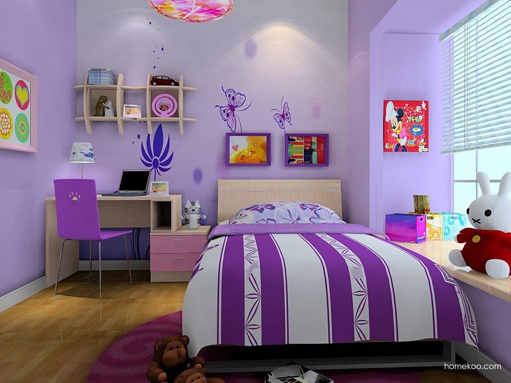 女孩的梦青少年房B7519