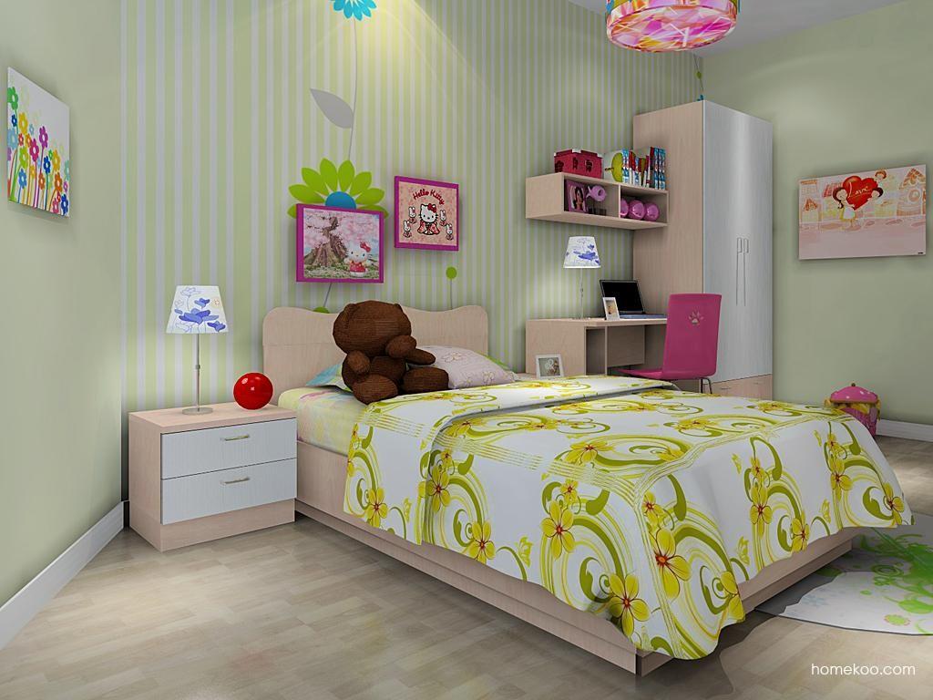 女孩的梦青少年房B7524