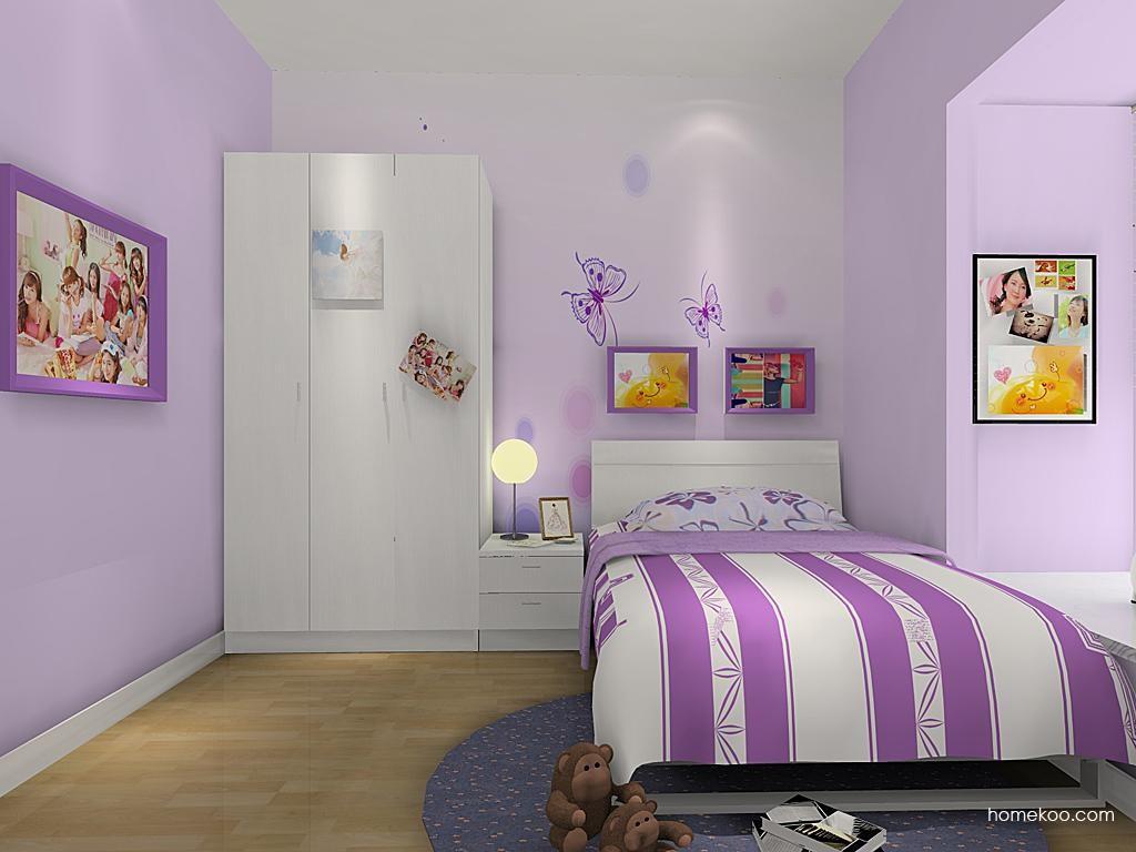 女孩的梦青少年房B7526