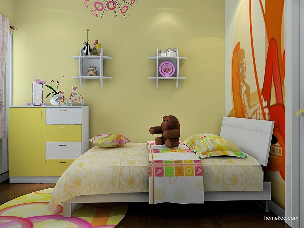 女孩的梦青少年房B7533