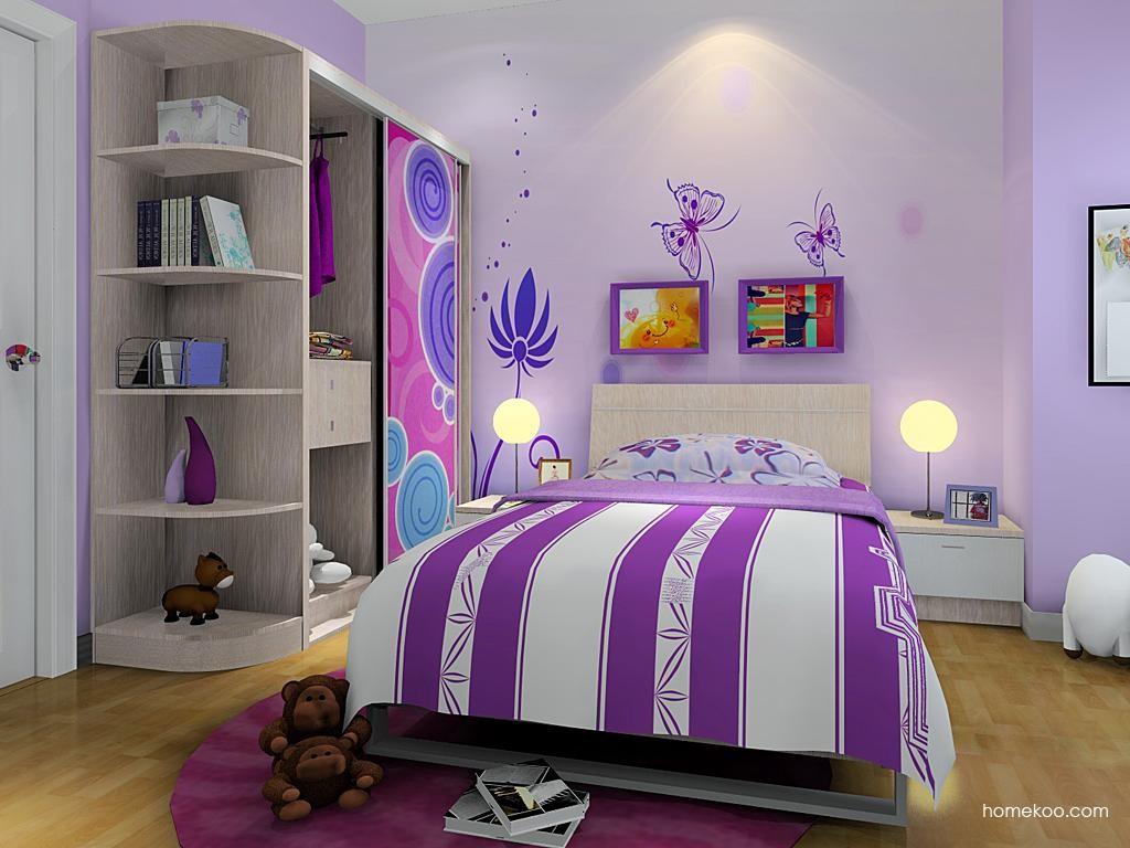 女孩的梦青少年房B7536