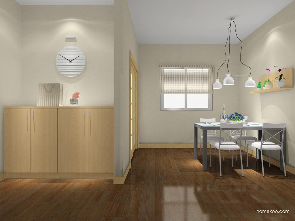 新实用主义餐厅家具E7708