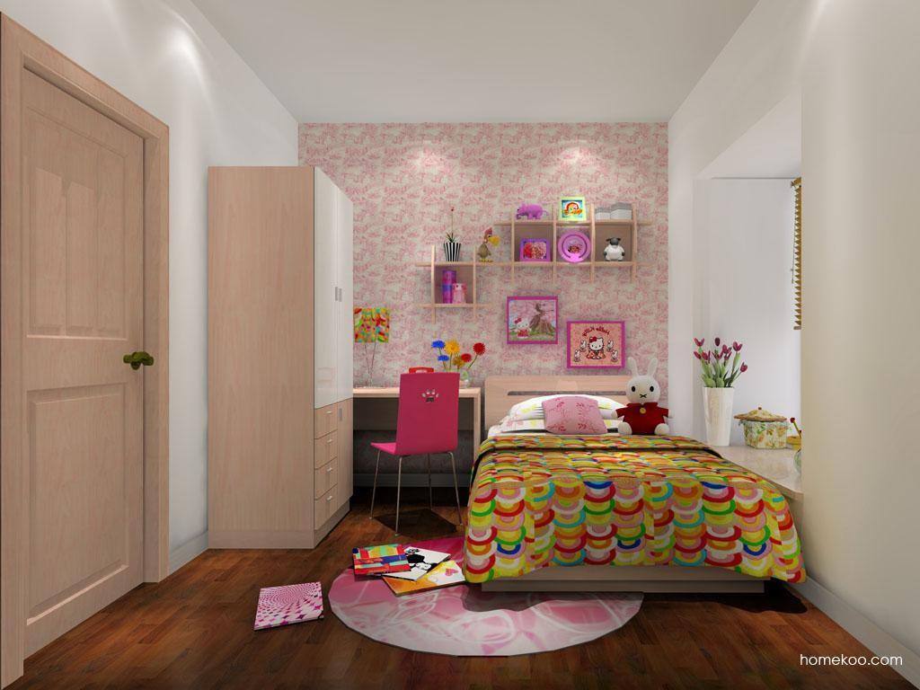 女孩的梦青少年房B7540