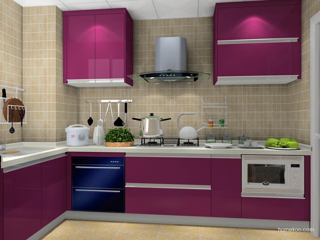 紫晶魅影橱柜F8999