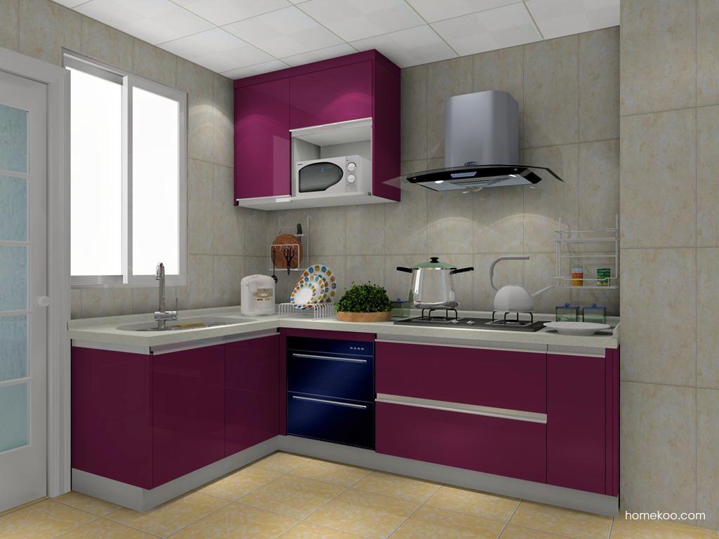 紫晶魅影橱柜F9009