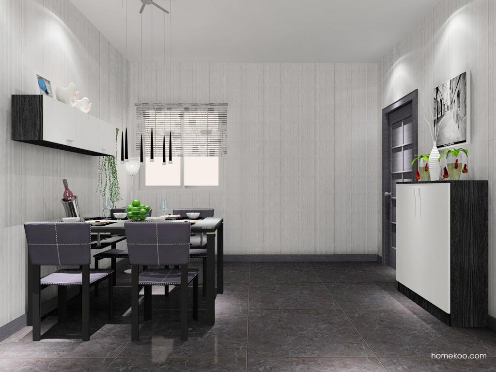 简约主义餐厅家具E7739