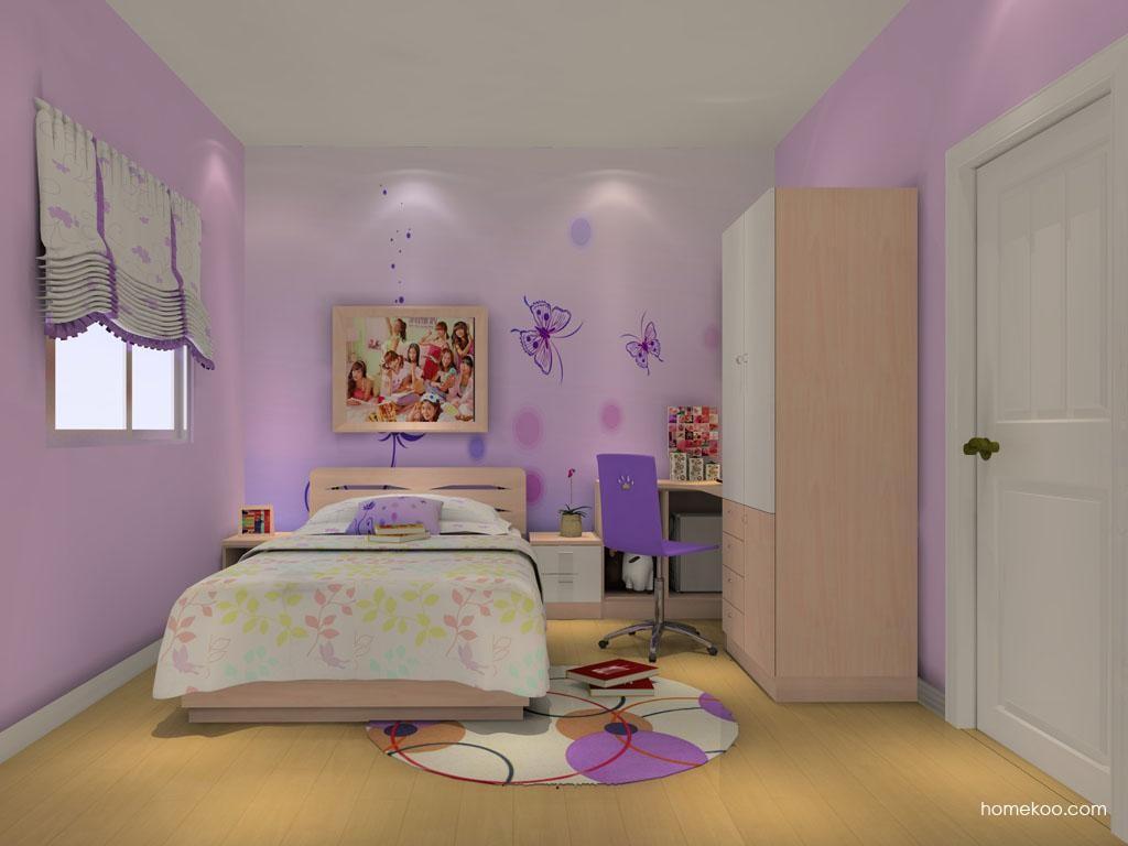 女孩的梦青少年房B7611