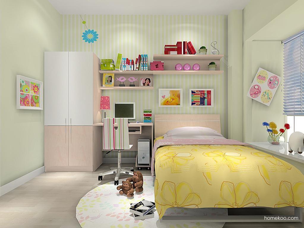 女孩的梦青少年房B7614