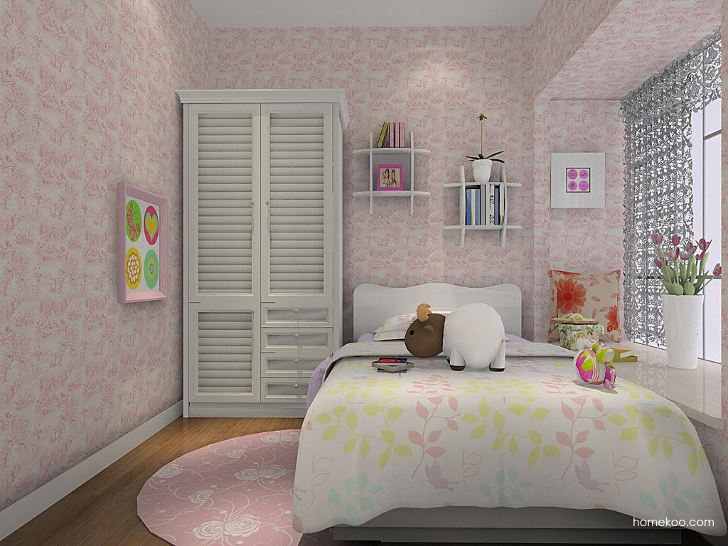 女孩的梦青少年房B7620
