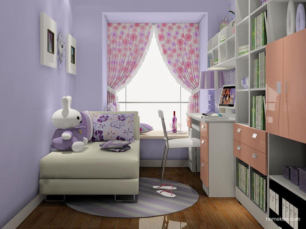 浪漫主义书房家具C7984