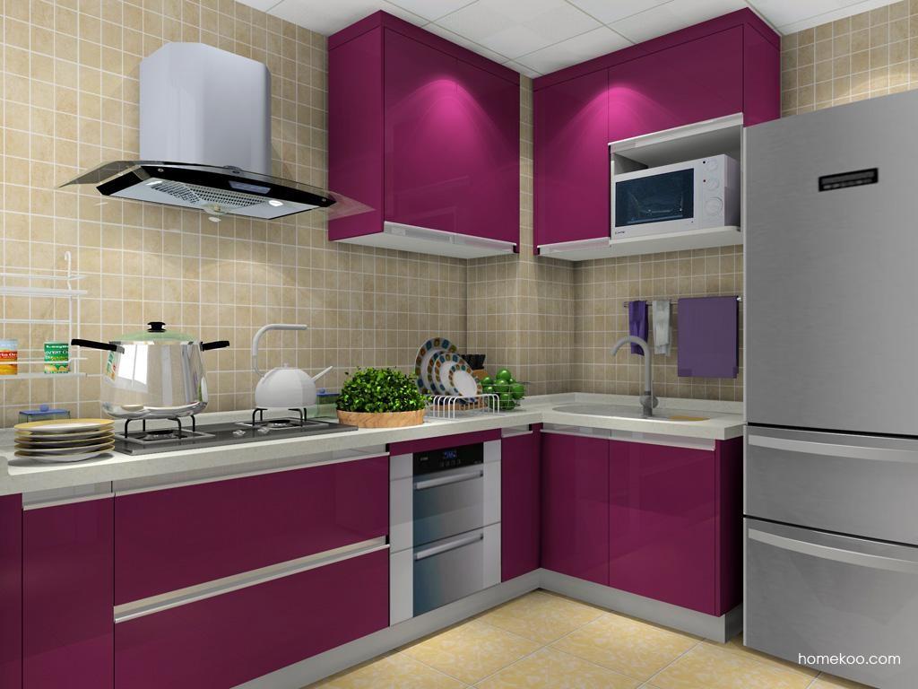紫晶魅影橱柜F9079