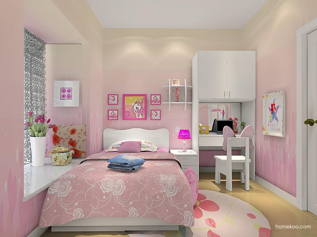 女孩的梦青少年房B7656